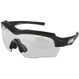 UVEX sportstyle 104 v Glasses black mat